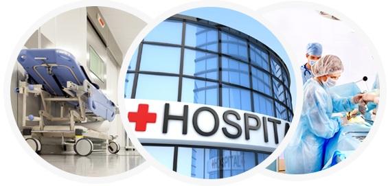 Mails Store: Hospital mailing list, Hospital email list