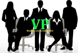 Mails Store - VP Email List - VP Mailing List - VP Email Addresses - VP Mailing Addresses