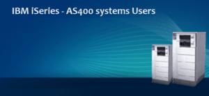 AS-400 IBM iSeries Users Email List - AS-400 IBM iSeries Users Mailing List