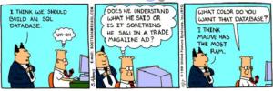 Mails Store - Cartoon image