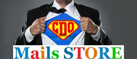 Chief Data Officers (CDO) Email List - Mailing Lists- Mails STORE