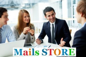 Business Email Lists - Mailing Lists - Addresses- Mails STORE