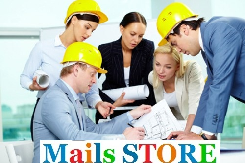 Engineers Email Lists - Mailing Lists - Addresses- Mails STORE
