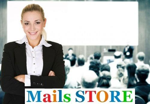 Event Coordinators Email Lists - Mailing Lists - Addresses- Mails STORE
