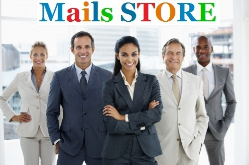 HR Executives Email Lists - Mailing Lists - Addresses- Mails STORE