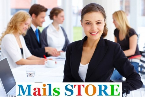 HR Managers Email Lists - Mailing Lists - Addresses- Mails STORE