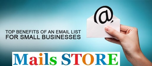 Mails STORE Mails-STORE-Top-Benefits-of-An-Email-List-For-Small-Business-1 Benefits of a Clean Email List & Mailing Addresses at Mails STORE Latest News Uncategorized  Technology Email List Professionals Mailing Lists Industry Wise Email Lists Healthcare Mailing List C-Level Executives Email Lists