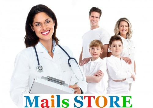 Family Practitioners Email List - Mailing Lists - Mails STORE