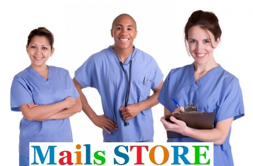 Nurses and RNs Email List - Mailing Lists - Mails STORE