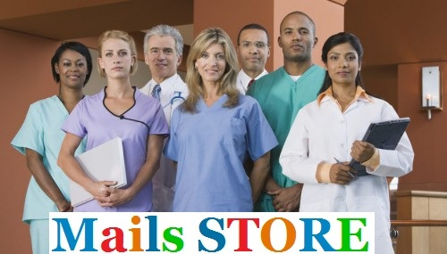 Office Based Nurses Email List - Mailing Lists - Mails STORE