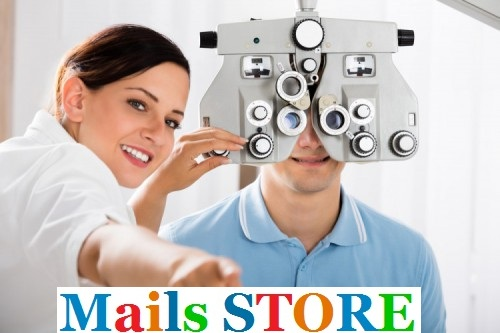 Optometrists Email List - Mailing Lists - Mails STORE