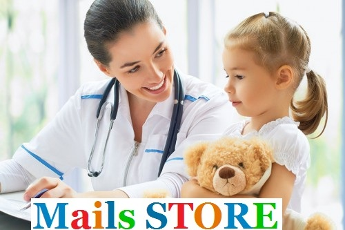 Mails STORE Pediatricians-Email-List-Mailing-Lists-Mails-STORE Pediatricians Email Lists | Pediatrician Mailing Addresses Database