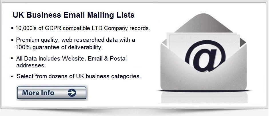 Mails STORE UK-MAILING-LISTS-UK-Email-List UK Business Email List | United Kingdom Business Mailing Database    email list, mailing list, email addresses, Business Email List